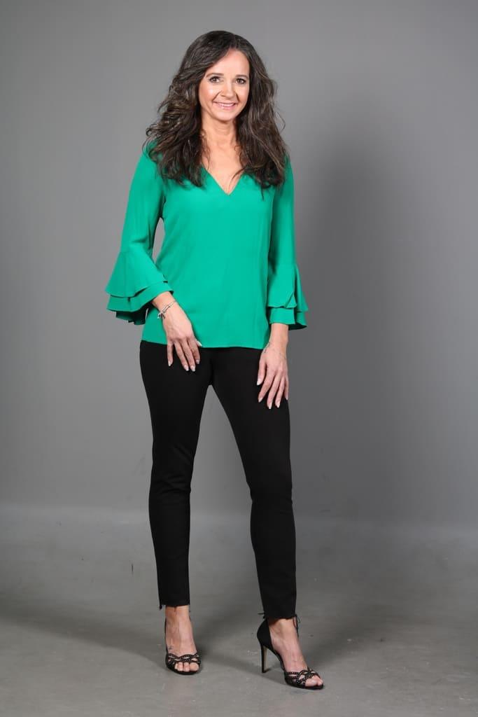 mulher modelo com mais de 50 anos - Valente Produções