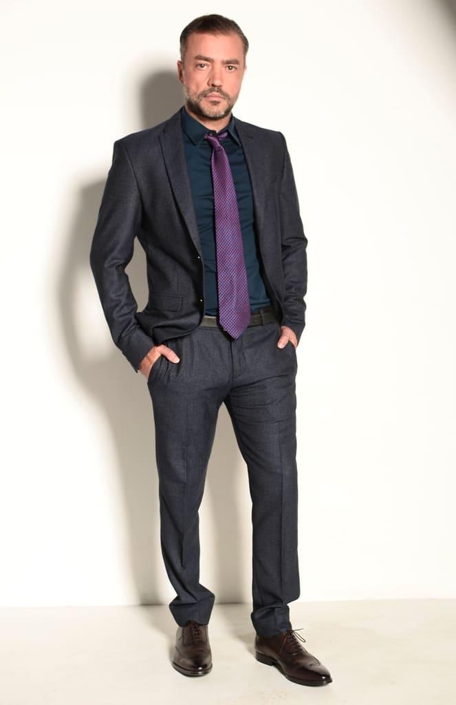 Modelo masculino senior - valente Produções